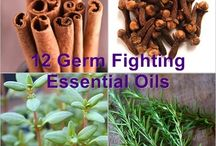 Essential oils / by Kathy Nelson