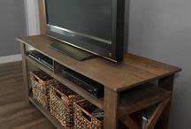 rac tv rústico