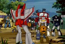When Transformers were colourful