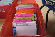 Classroom Organziation