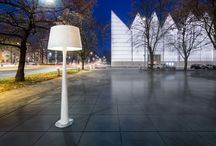 Lamps in the city / Our lamps in beautiful scenario of city Szczecin