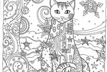 mandala gatti