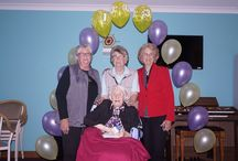 Ivy's 103 Birthday Bash / A Family gathering for Ivy's 103  birthday