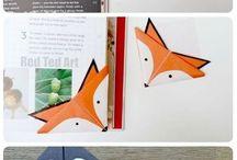Separadores con origami