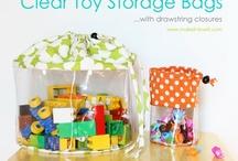 Toy room / by Katie Burton