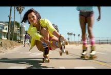 Skate love / Como roller dancer wanna-be y organizadora de eventos en relación al mundo del patinaje he creado este tablero para que sirva de inspiración. Para más contenidos sobre mi trabajo en BCN Roller Dance dirigise a sus canales 2.0