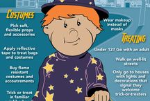 Halloween Safety / Tips to keep your kids safe on Halloween. / by MultiCare Health System