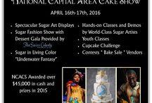 NCACS 2016 / National Capital Area Cake Show 2016
