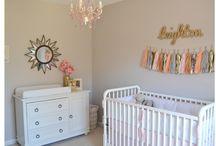Peyton's New Nursery / by Halley White