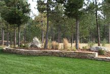 Silome Stone Walls / Examples of recent silome stone wall projects