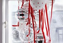 christmas ideas / simple Christmas deco