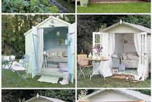 My Summer garden house/shed