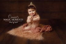 Baby Photography by Connie's Magic Moments
