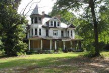 Cool and Creepy Houses