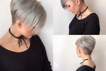 Taglio capelli undercut