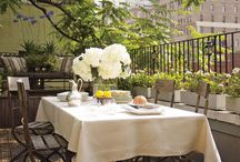 Outdoor living-dining
