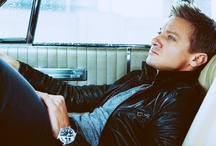 Jeremy Renner / by Andrea S