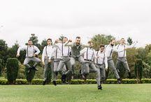 Casamentos: Inspirações Fotos I Wedding Photos / Fotos com família, noivo, irmã, madrinhas e padrinhos.