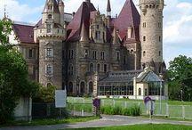 Monuments,castles