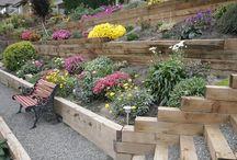 inspiráció kert