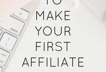 Affiliate Sales | Blogging