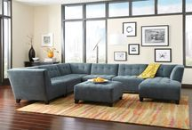 K&M Family Room / Decorating ideas for the family room