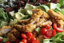 Sensationally Great Salads!