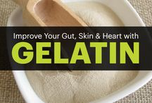 Healthy Eats / How to use things I know nothing about (like gelatin)