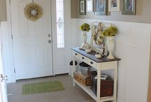 entryway / by Jessica Bowling