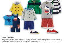Boys Fashion / Because my boys will be always be in style and age appropriate. .