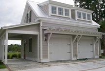 Garage / Renovations