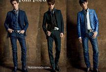 Tom Ford uomo / Tom Ford collezione e catalogo primavera estate e autunno inverno abiti abbigliamento accessori scarpe borse sfilata uomo.