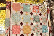 Square precut quilts