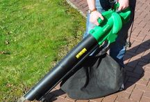 Electric Blower Leaf Machine Vacuums Garden Patio Outdoor Mulcher Power Tools