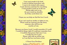 alzheimers / by Denise Myers