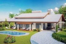 casa ampla