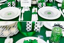 Party Time / All things throwing parties, hosting events, decorations, table settings etc