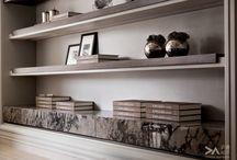 C- Cabinetry + Shelving |  ומדפים חדרי ארונות / Cabinetry + Shelving | חדרי ארונות