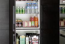 Kitchen Storage / Transform your Kitchen with stainless steel wire shelving for all the kitchen including the pantry, corner, hard to reach bottom cabinets and under sink storage.
