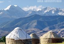 "Central Asia Adventures / Tourist company ""Asia Adventures"" has been established by professionals who have 18-20 years of experience in the sphere of international tourism."