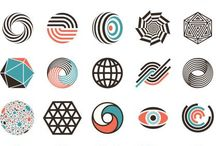 Abstract shapes