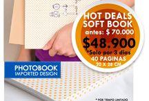 Promo / Photobook imported design