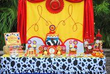 Festas, Feriados e Eventos