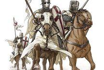 vikings ang knights