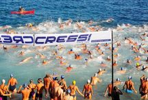 Outdoor Portofino Events / Outdoor Portofino organizes sport events during all the year: Open Water Swimming Challenges, Kayak and SUP events and races, Orienteering and Land activities events for adults and children.
