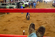 The redneck in me.. Truck/tractor pulls / by Stacy Watson
