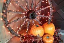 Fall house things