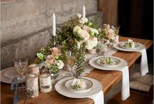 Table Settings / by Kylie Mayday