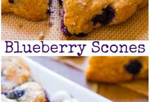 Violet Beauregarde Blueberry Recipes