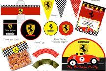 Ferrari bday